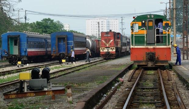 Việt Nam vận chuyển container thẳng sang Bỉ bằng đường sắt lần đầu tiên
