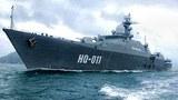 Tàu hộ vệ tên lửa Gepard 3.9.đầu tiên mang tên Đinh Tiên Hoàng (HQ-011)