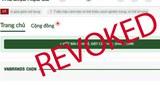 Mạng xã hội VNBrands.vn bị tước giấy phép hoạt động 8 tháng