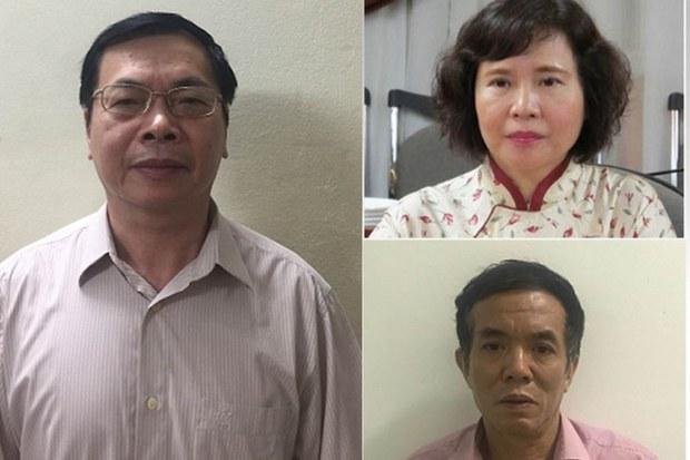 Cựu Bộ trưởng Công thương Vũ Huy Hoàng bị 11 năm tù