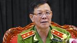 Trung trướng Phan Văn Vĩnh, cựu Tổng cục trưởng Tổng cục Cảnh sát (Bộ Công an)