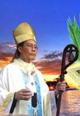 Đức Tổng Giám Mục Ngô Quang Kiệt. Photo courtesy Vietcatholic