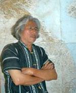 Nhà thơ Bùi Minh Quốc.  RFA file photo
